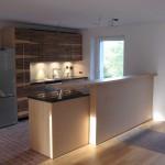 Küchen wir arbeiten gerne mit holz und freuen uns mit unseren
