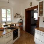 Küche Esche weiss