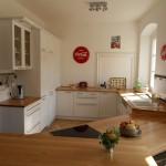 Küche Fronten Esche weiss