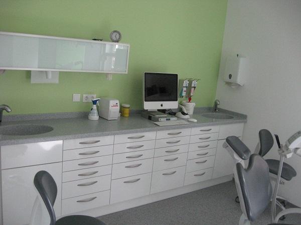 Behandlungszimmer Nr 2