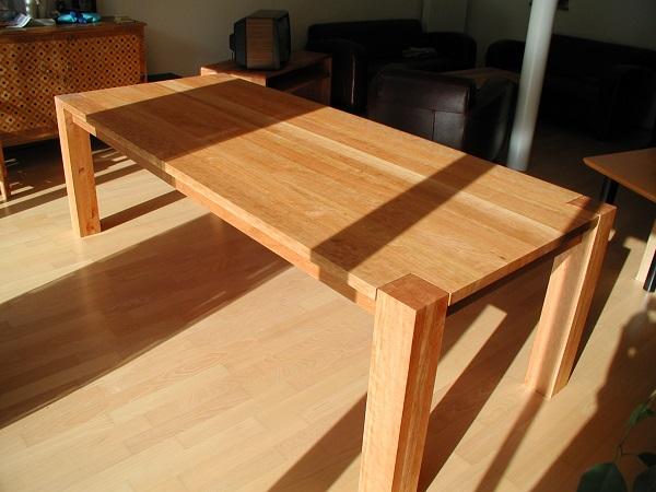 Kirschbaum Tisch 200/90 cm geölte Oberfläche