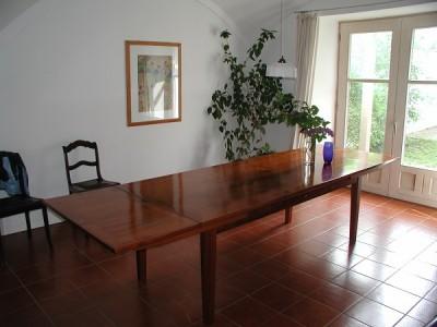 Kirschbaum Tisch klassische Ausführung