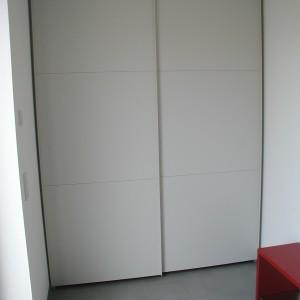 Garderobe geschlossen