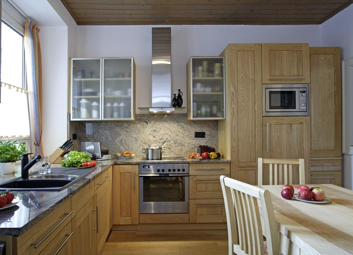 küchen esche küche bild 1 ? manuform - Esche Küche