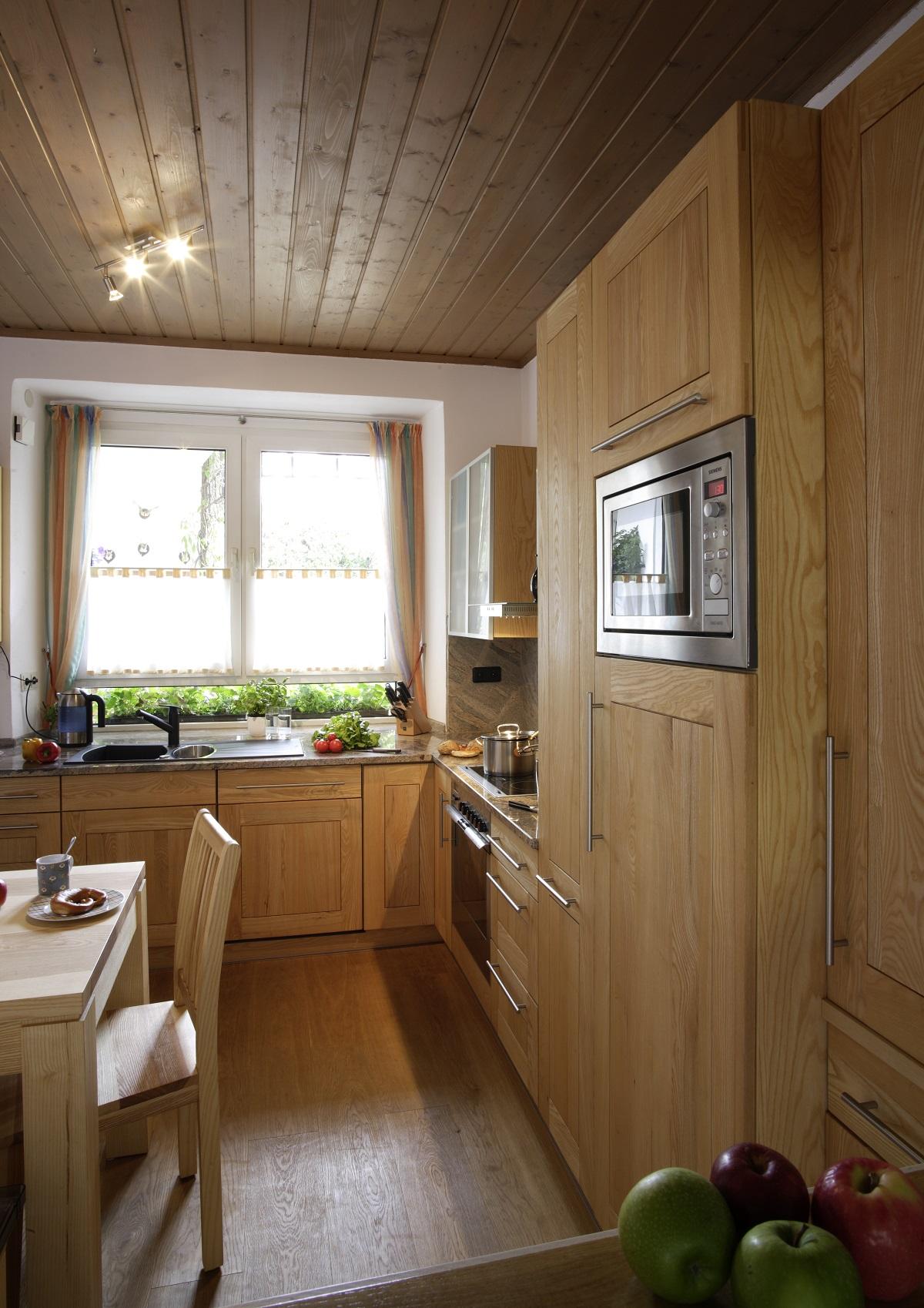 küchen esche küche bild 3 ? manuform - Esche Küche
