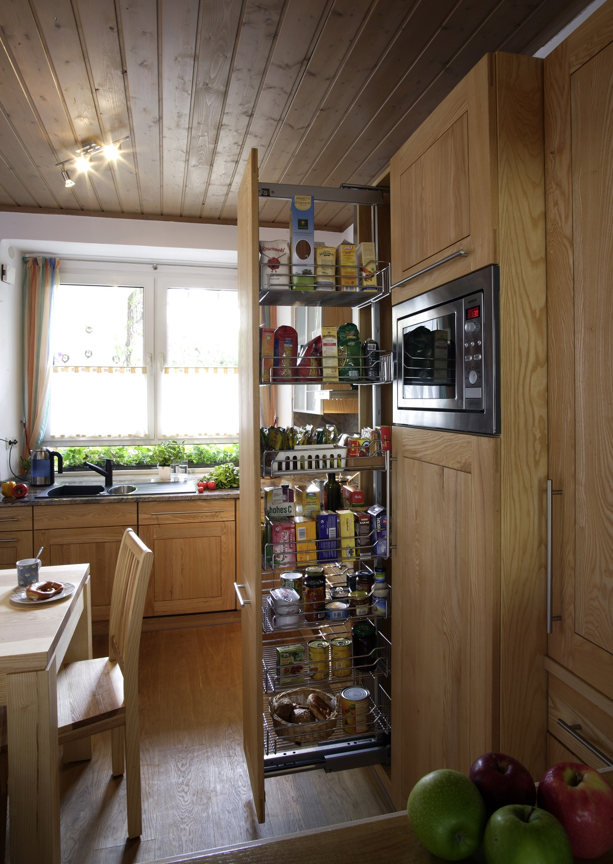 küchen esche küche bild 4 ? manuform - Esche Küche