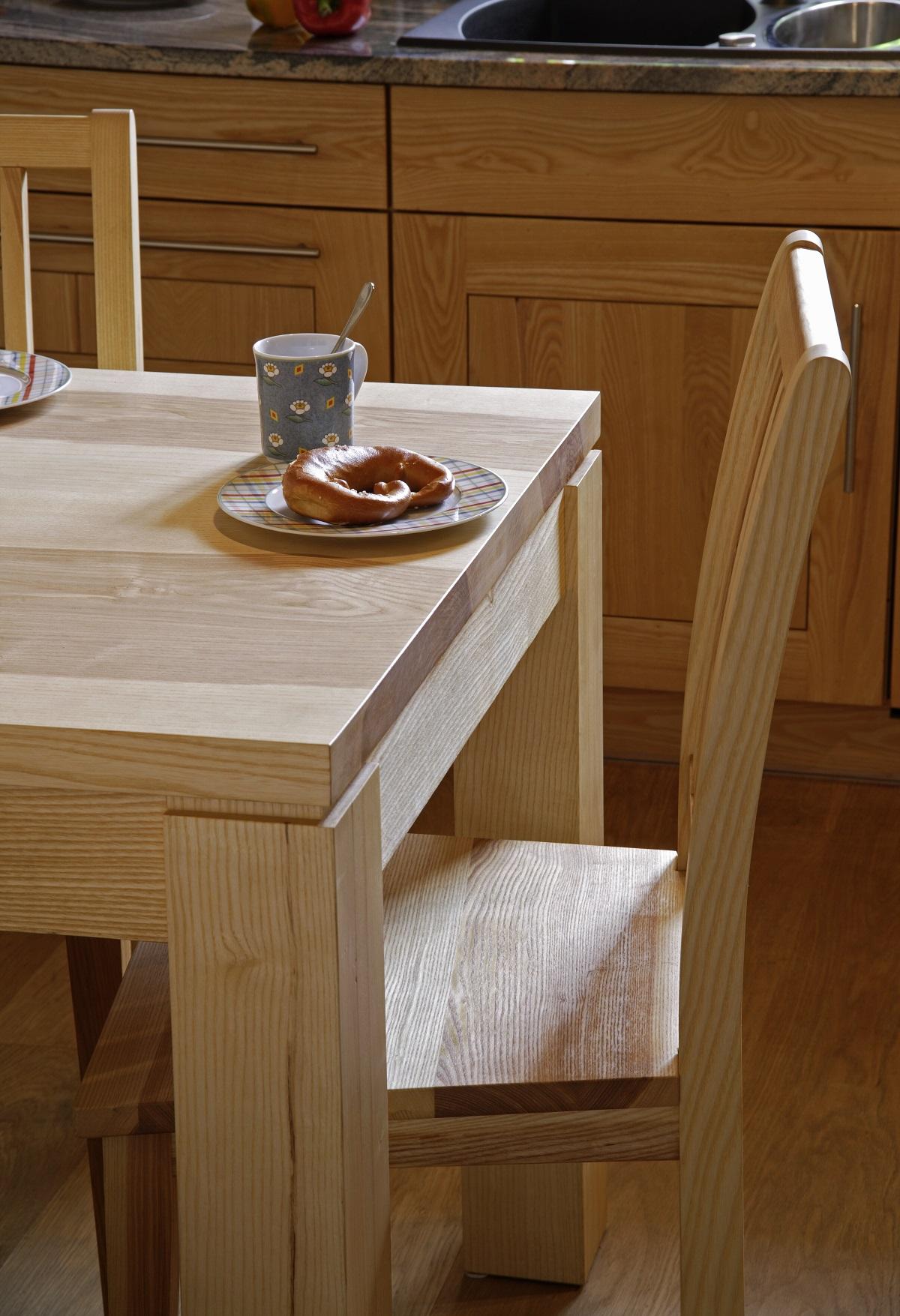 küchen esche küche bild 7 ? manuform - Esche Küche