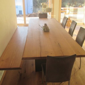 Eichen Tisch